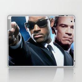 Man In Black Gun Laptop & iPad Skin