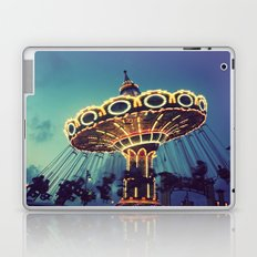 Blue Hour at the Carnival Laptop & iPad Skin
