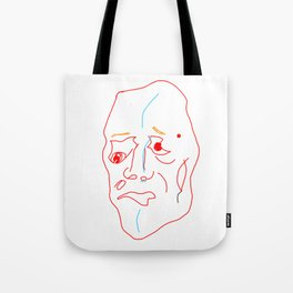 My Highschool Yearbook Picture Tote Bag