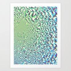 You Move Like This (II) Art Print