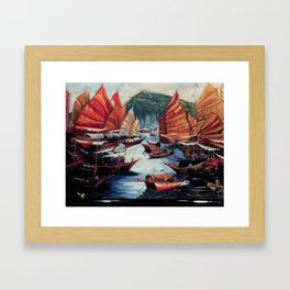 Repulse Bay    Framed Art Print