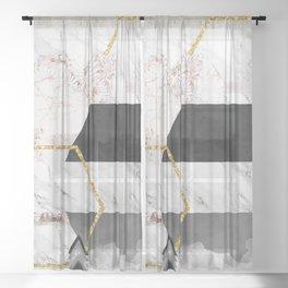 Boheme Luxury Sheer Curtain