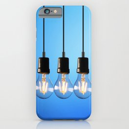 Light Me Up 4 iPhone Case