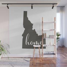 Idaho is Home Wall Mural