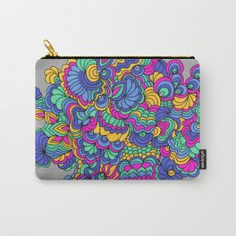 Colors can be Yummy Carry-All Pouch