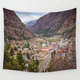 Ouray Colorado Wall Tapestry