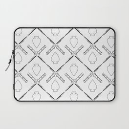 Playing with Knives V2 Laptop Sleeve
