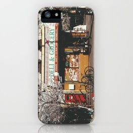 Crown Heights, Brooklyn iPhone Case