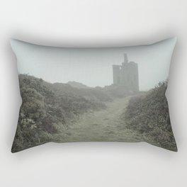 Higher Ball mine in the mist Rectangular Pillow