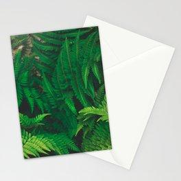 Leaf jungle Stationery Cards