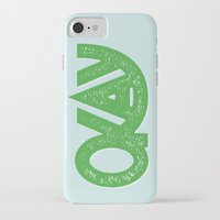 okay iPhone & iPod Cases featuring OKAY by Josh LaFayette