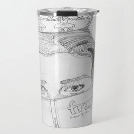 Magazine Queen  Travel Mug