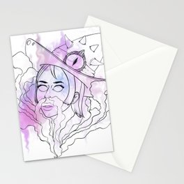 Ritual Line Work Stationery Cards