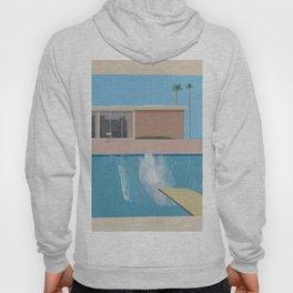 A Bigger Splash - David Hockney, 1967 Hoody