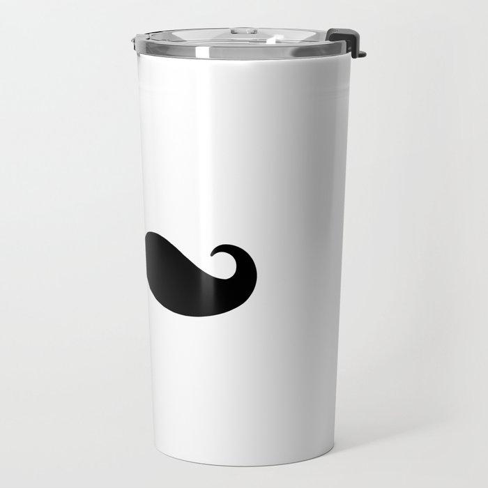 He Moustache Travel Mug
