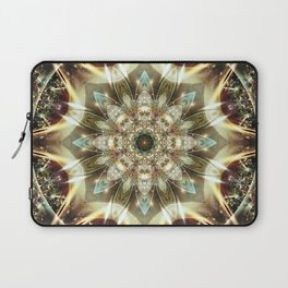 Mandalas from the Heart of Change 10 Laptop Sleeve