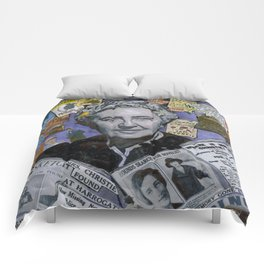 Agatha Christie's Disappearance Comforters