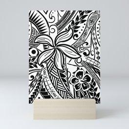 Tiare Tribal Mini Art Print