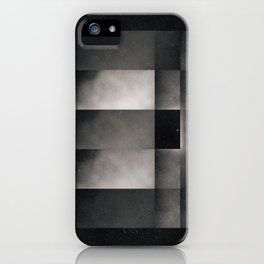Interlocked realities iPhone Case