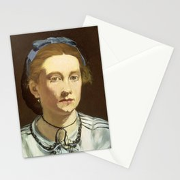 Edouard Manet - Victorine Meurent Stationery Cards