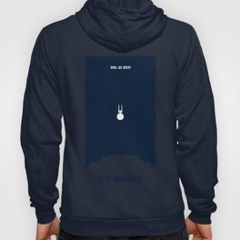 Into Darkness - Blue Hoody