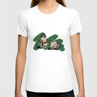 titan T-shirts featuring Matryoshka Titan by Gabu
