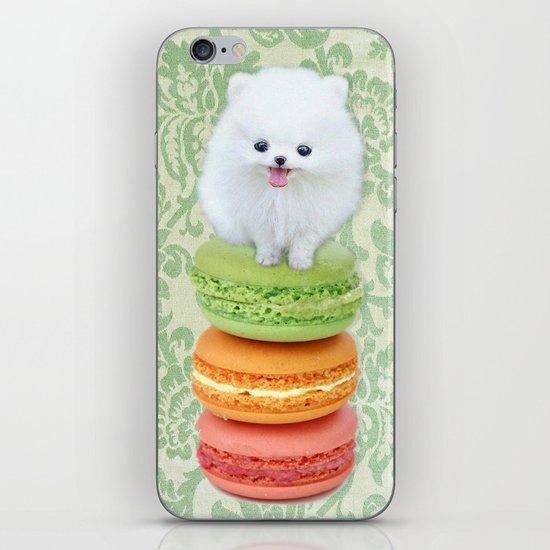 Mt. Macarone iPhone & iPod Skin