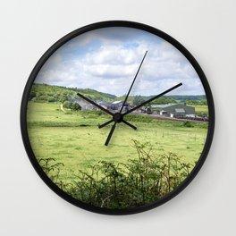 Weybourne station North Norfolk Wall Clock