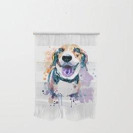 Sweet Beagle Wall Hanging