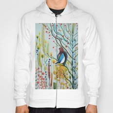 sous les branches Hoody