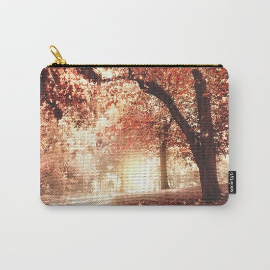 Autumn fall Carry-All Pouch