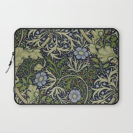 William Morris Seaweed Pattern Laptop Sleeve