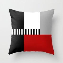 Geometric pattern 4 Throw Pillow