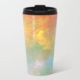 Rainbow Mist Travel Mug