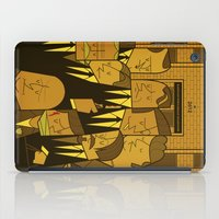 reservoir dogs iPad Cases featuring Reservoir Dogs by Ale Giorgini