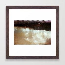 Dam Framed Art Print