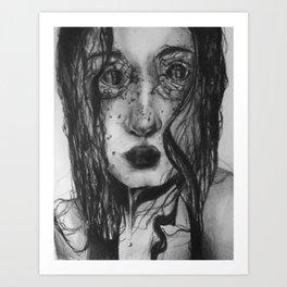 Noggthmare Art Print