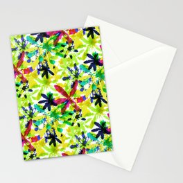 Colorful Field Stationery Cards