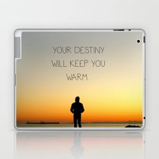 Try Not to Worry... Laptop & iPad Skin