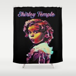 Legend Of Shirley Shower Curtain
