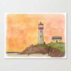 Lighthouse #4 Canvas Print
