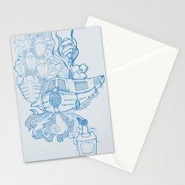 Narrowboating Stationery Cards