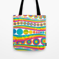 bubblebow Tote Bag
