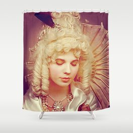 Rococo Shower Curtain