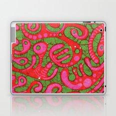 Doublewide Goove Batik Laptop & iPad Skin