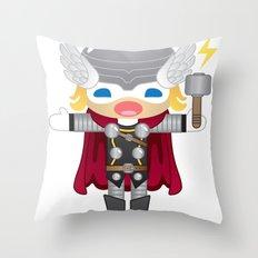 THOR ROBOTIC Throw Pillow