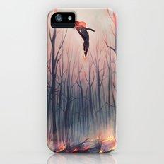 smoulder iPhone (5, 5s) Slim Case