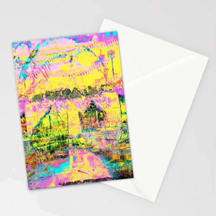 asteroid eschaton rebranding Stationery Cards