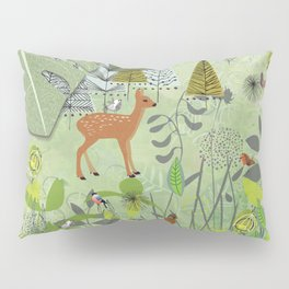 In the Wood Pillow Sham