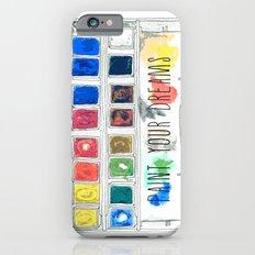 paint your dreams iPhone 6s Slim Case